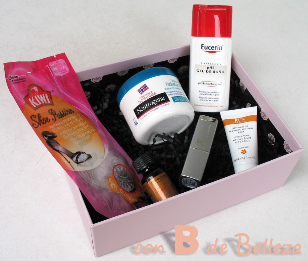 GlossyBox Abril